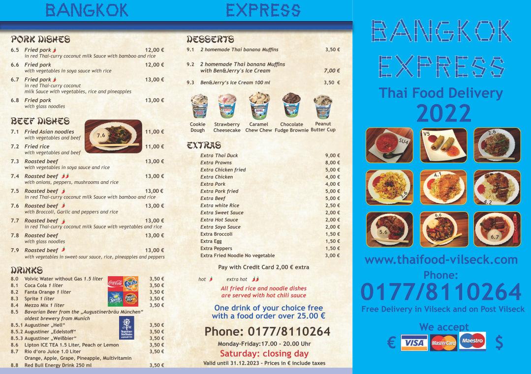 Express Thai Food